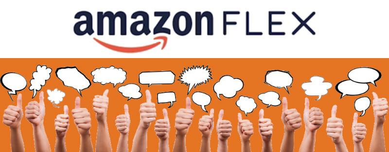 Amazon フレックス