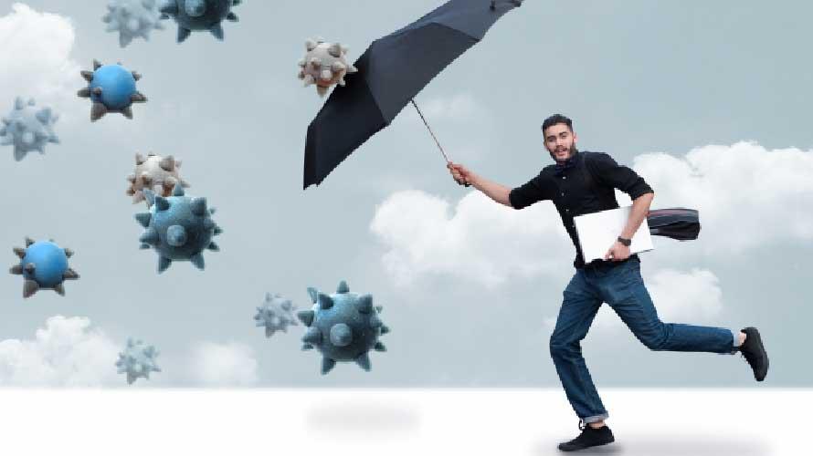 雨の日の配達でドライバーが気を付けるべき5つのこと